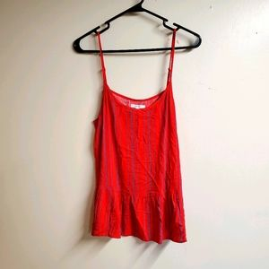 Maurices Adjustable Strap Tank Top